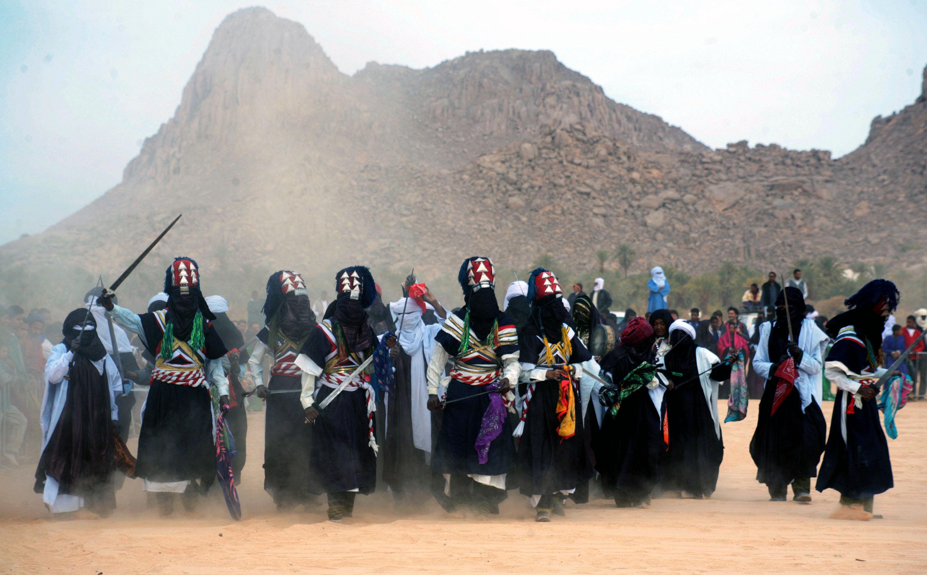 Tuareg Djanet