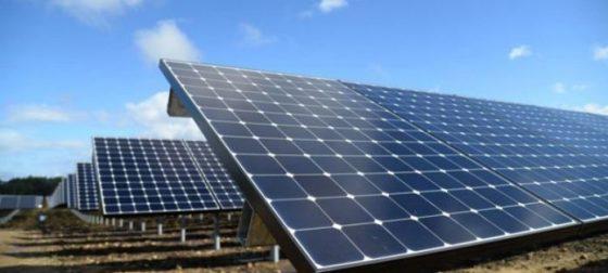 Tozeur photovoltaic solar power plant