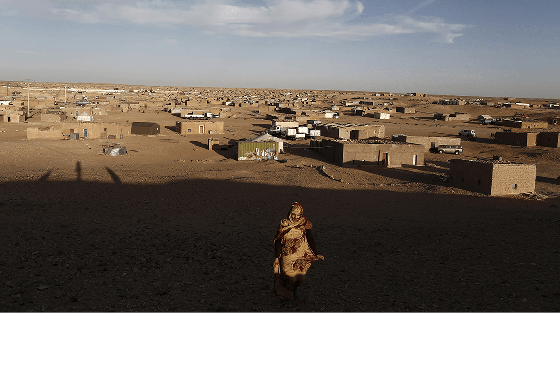 Support from Gran Canaria for Sahrawi refugees