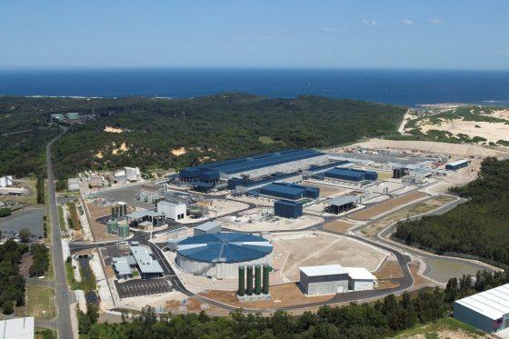 Douira Desalination Plant