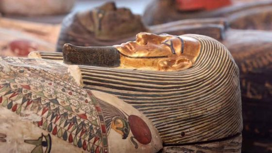 Mummy count continues to grow at ancient Egypt burial site