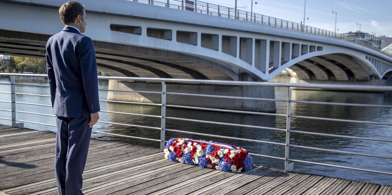 Macron's memorial half-step on the October 17, 1961 massacre